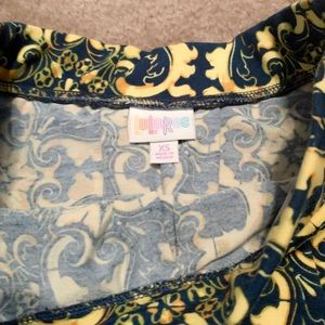 LuLaRoe Madison skirt XS
